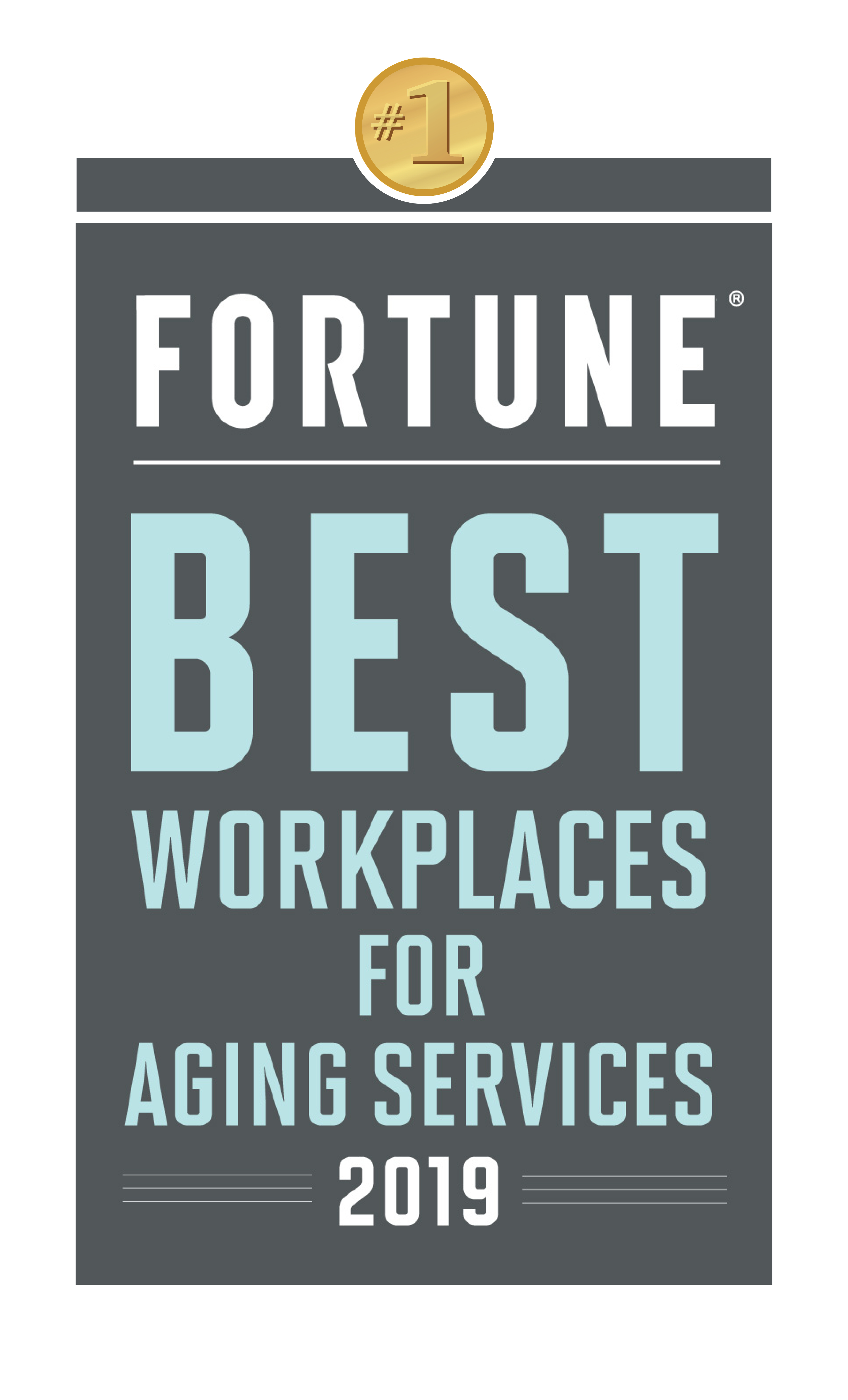 Fortune Best workplaces for aging services