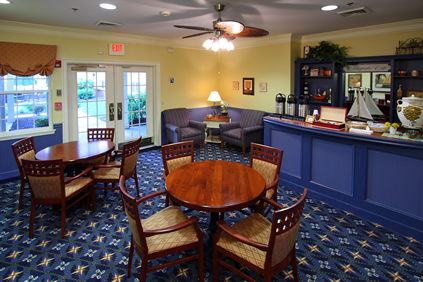 Brightview Bel Air Cafe - Maryland Senior Living
