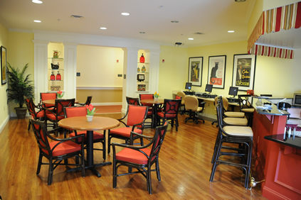 Brightview East Norriton Cafe - Pennsylvania Senior Living