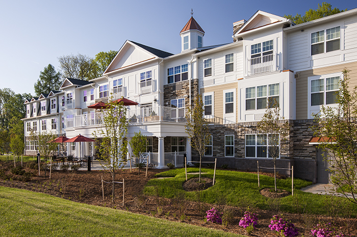 Assisted Living in Rockville, MD at Brightview Fallsgrove