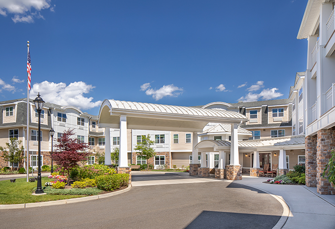 Resort-Style Retirement Community in Bergen County NJ