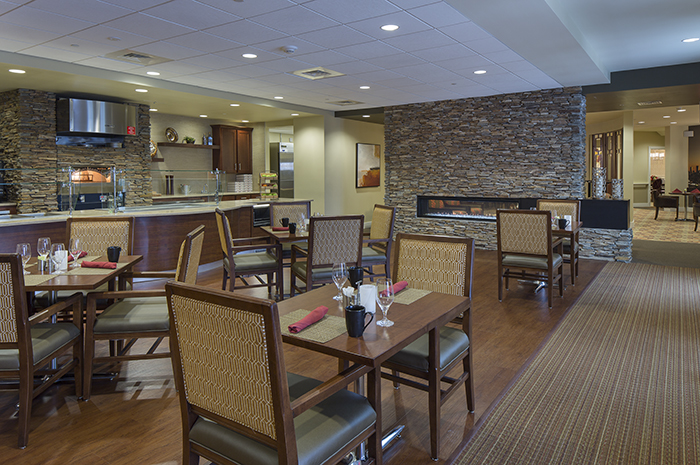 Brightview Paramus Pub - New Jersey Senior Living