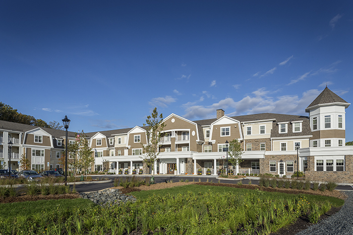 Brightview Rolling Hills Exterior - Maryland Senior Living
