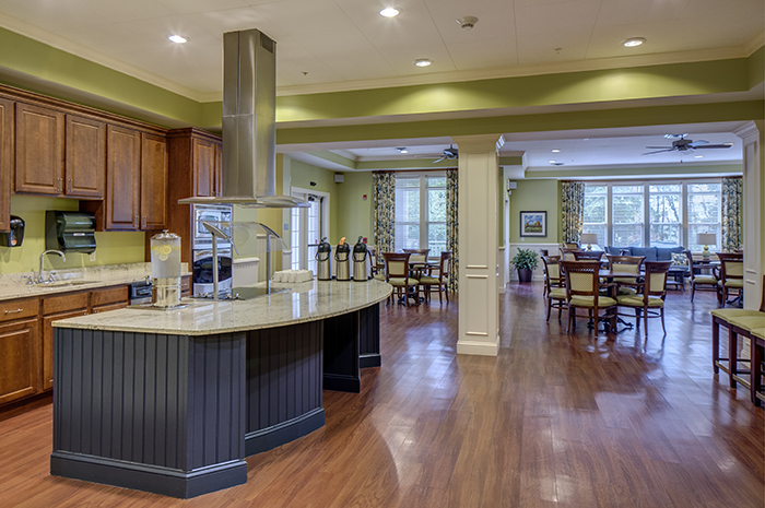 Brightview Severna Park Country Kitchen - Maryland Senior Living