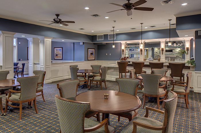 Brightview Severna Park Pub - Maryland Senior Living