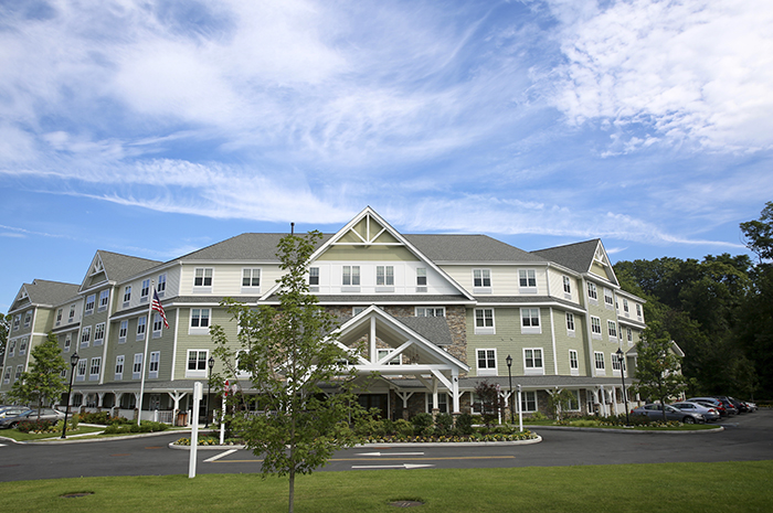 Brightview Tarrytown Exterior - New York Senior Living