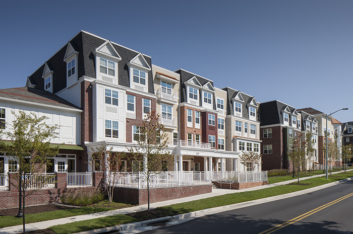 Brightview Towson Exterior - Maryland Senior Living