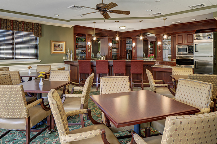 Brightview Towson Pub - Maryland Senior Living