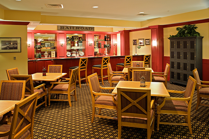 Brightview Westminster Ridge Pub - Maryland Senior Living