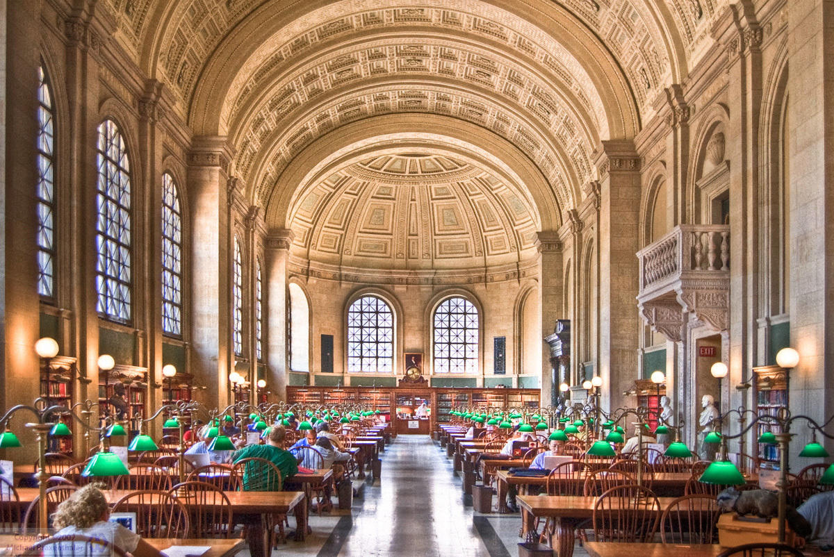 Boston Library