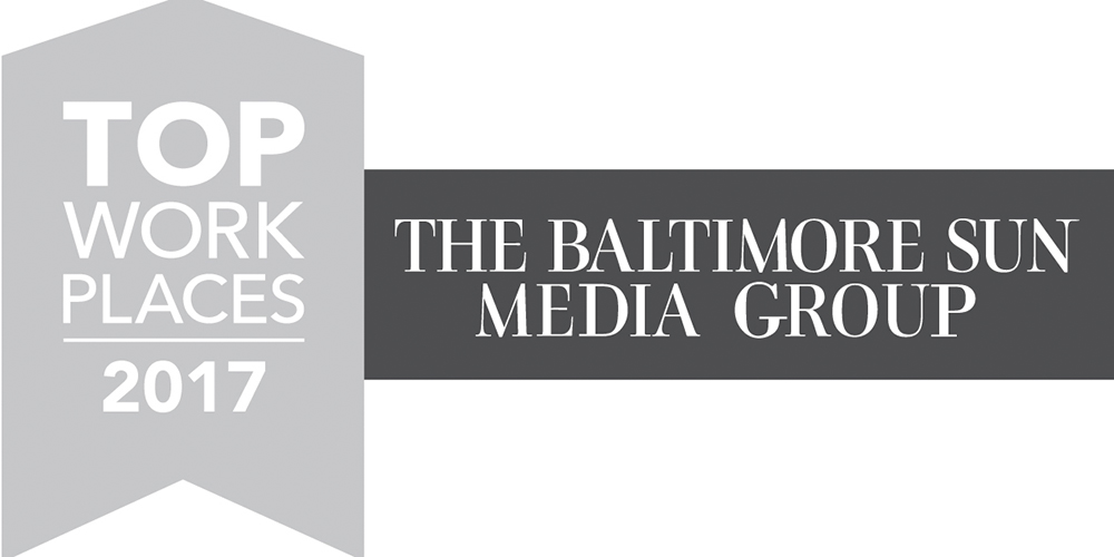 The Baltimore Sun Top Workplaces Logo