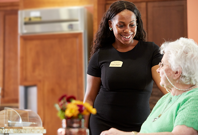 Brightview Senior Living Resident Assistant