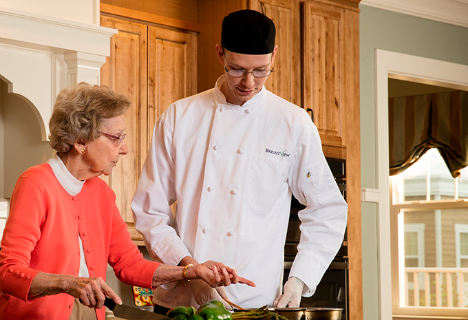 Brightview Senior Living Chef Jobs & Careers