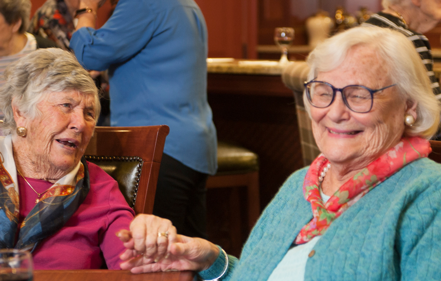 Brightview Senior Living Residents at Pub