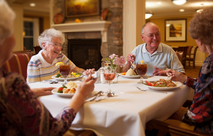 Brightview Senior Living Gourmet Dining
