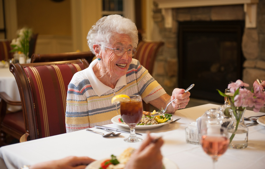 Brightview Senior Living Dine Your Way