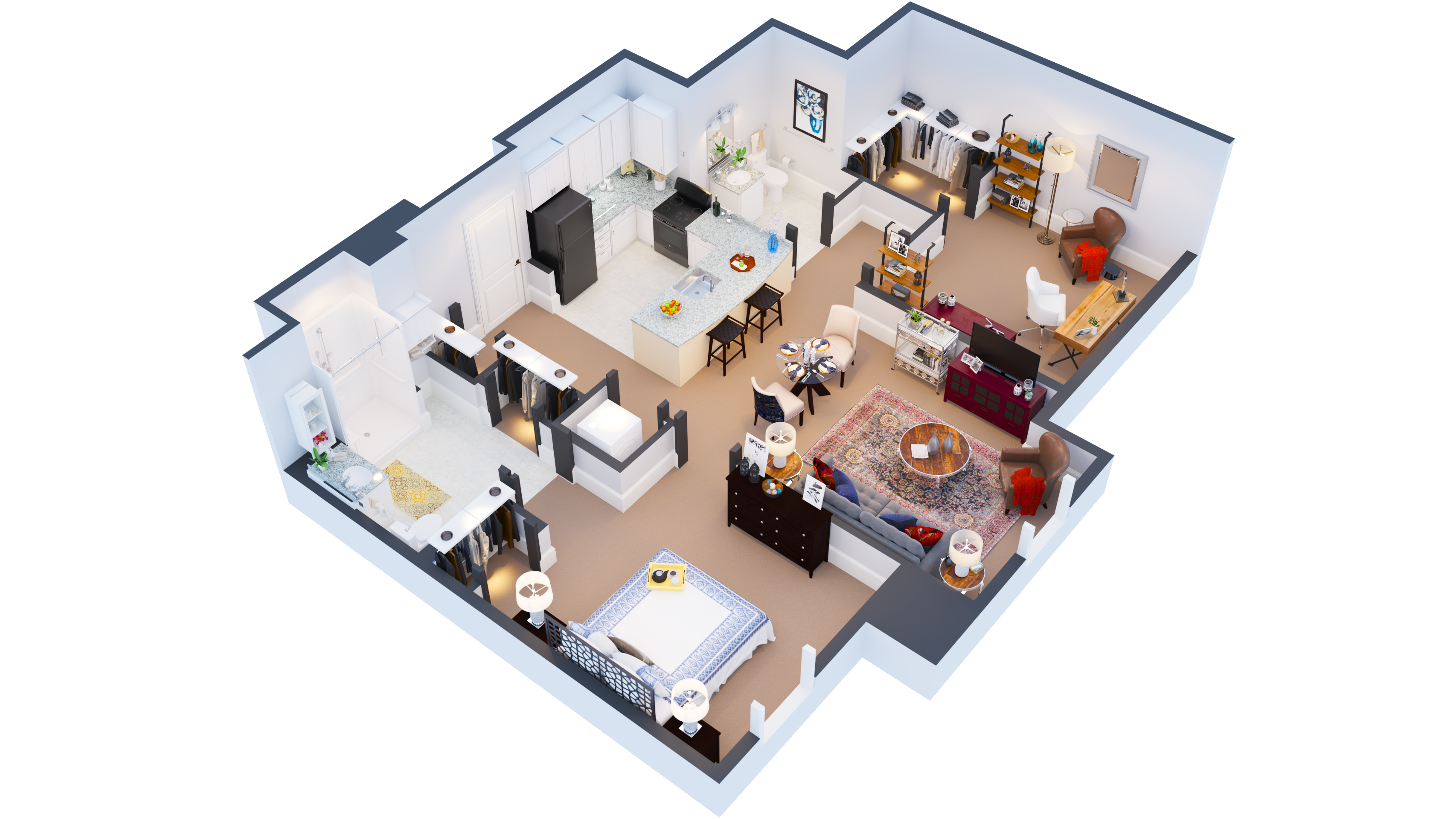 Brightview Senior Living Floor Plans