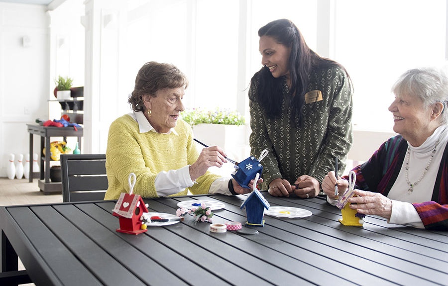 Discover How Creativity and Art Help Promote Healthy Aging