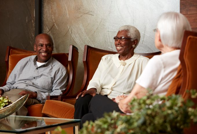 Brightview Senior Living Residents