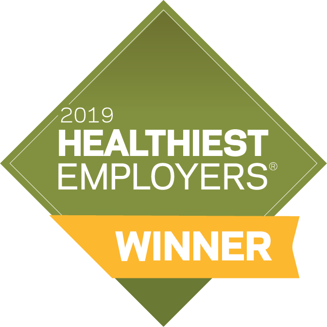 Brightview Senior Living 2019 Healthiest Employers